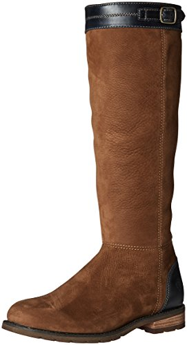 ARIAT Damen Country Stiefel CRESWELL H2O wasserdicht nutmeg