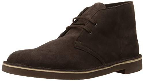 Clarks Men's Bushacre 2 Boot,Brown Suede,10 M US