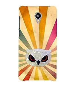 EPICCASE Shiny Angry Bird Mobile Back Case Cover For Meizu M2 (Designer Case)
