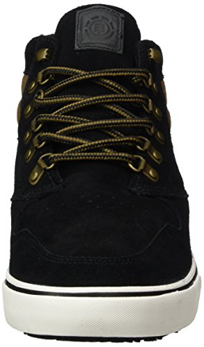 Element Topaz C3 Mid Blk Bre, Chaussures Multisport Outdoor homme Mehrfarbig (Black Breen)