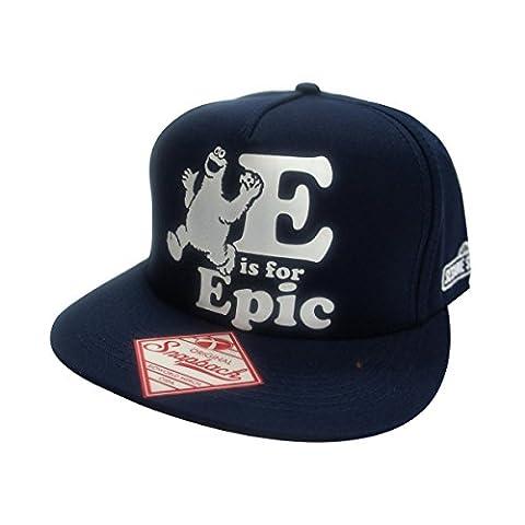 Sesamstraße Epic Baseball-Cap blau