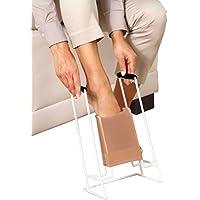 Behrend Homecare Unisex–Calzador de medias de compresión