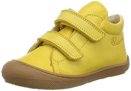 Zapatillas amarillas de Gimnasia Unisex Niños, Amarillo (Giallo 0g04), 23 EU