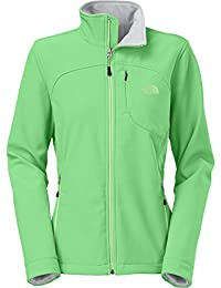 The North Face Apex Bionic–Chaqueta Soft Shell para hombre, mujer, C771v8u-15, Surreal Green, mediano