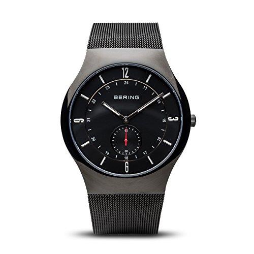 Bering Time Men's Watch XL Analogue Quartz Stainless Steel 11940222