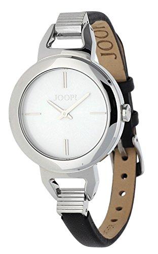 Joop! Damen Analog Quarz Uhr mit Leder Armband JP101652001