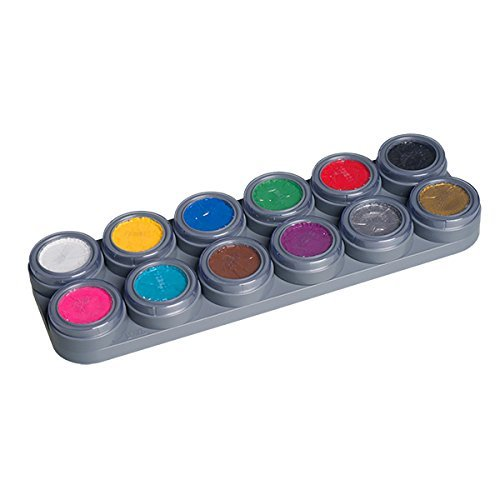 Grimas 12 Colour Face Painting Palette A