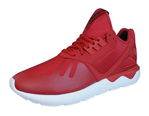adidas Tubular Runner, Baskets Basses Homme red