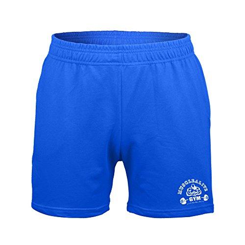 Zoom IMG-1 musclealive uomo bodybuilding palestra pantaloncini