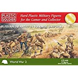 Plastic Soldier Company 1/72nd Russian Infantry in Summer Uniform by Plastic Soldier Company