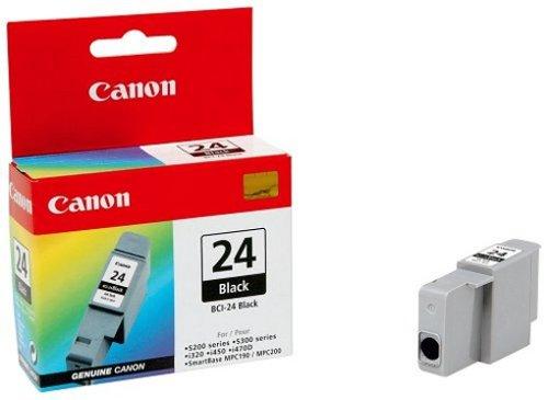 Canon BCI-24BK Tintenpatronen Multipack (2x schwarz)