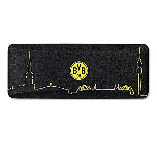 BVB 09 Borussia Dortmund Brillenetui Skyline mit Brillenputztuch 15481000
