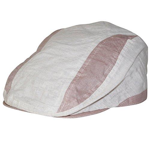 Chapeau-tendance - Casquette Homme Beige - - Mixte