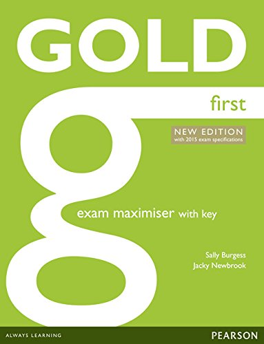 Gold first certificate. New edition. Exam maximiser with key. Per le Scuole superiori. Con espansione online