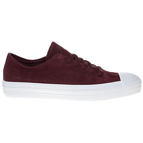 Converse Sawyer Herren Sneaker Dunkel Rot Dunkel Rot