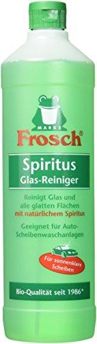Frosch Spiritus Glas Reiniger, 5er Pack (5 x 1 l)