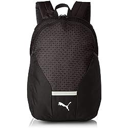 Puma Beta Backpack, Unisex Adulto, Black/Dark Shadow, OSFA