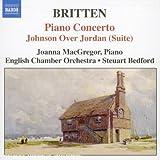 Britten: Piano Concerto / John