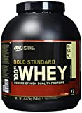 Optimum Nutrition Whey Gold Standard Protein Vanilla Ice Cream, 2,27 kg
