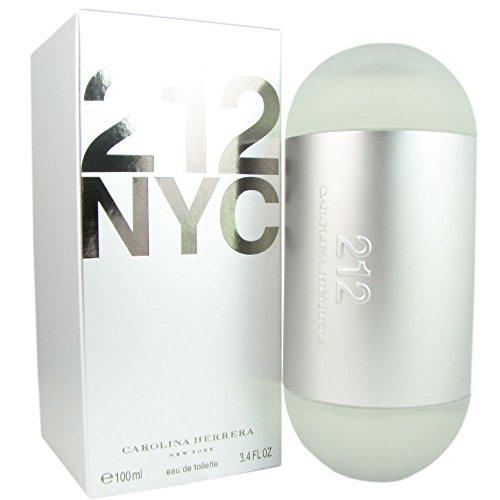 Herrera Mandarin Eau De Toilette (212 NYC EDT spray - 2x50mililitr/1.7ounce)