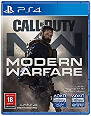 Call of Duty: Modern Warfare - Official KSA Version (PS4)