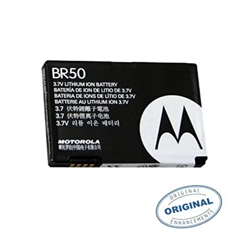 Original Battery for Motorola BR50 Razr V3, V3c , V3i , V3XX , U6 ..