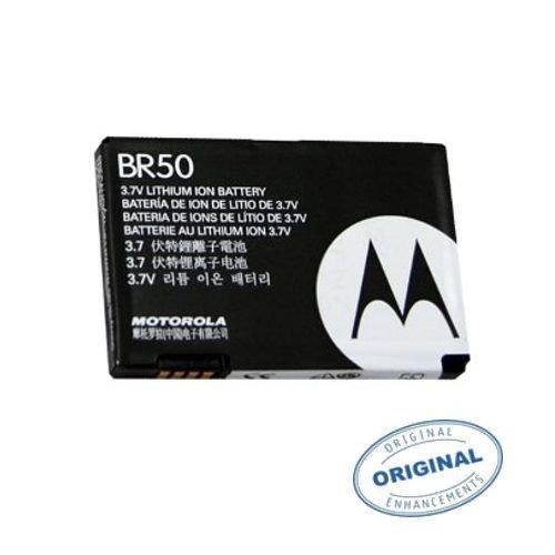Akku Motorola BR50 für Motorola PEBL U6, RAZR V3, RAZR V3i, MOTORAZR V3xx, RAZR maxx V6 -