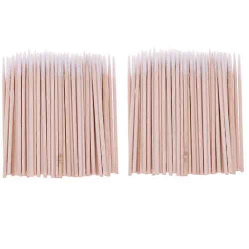 200 piezas Bastoncillos Algodón Palillos Limpiadores