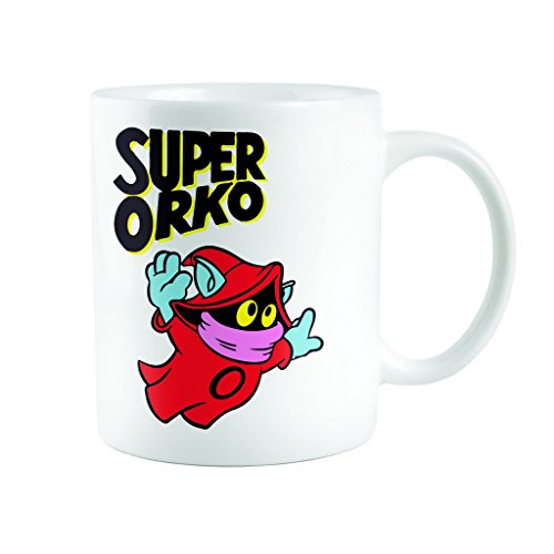 Tazza Orko He-Man-Master Of The Universe by Mush