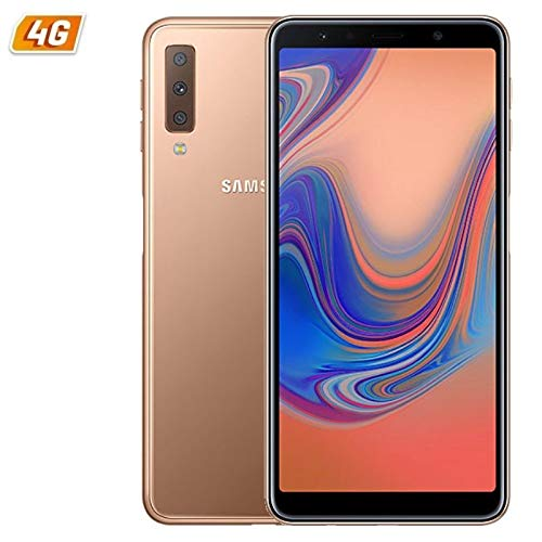 Samsung Galaxy A7 64GB Dual SIM International Version - Gold