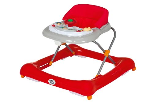 Baby Relax 27574695 - Girello Ludo, Orange