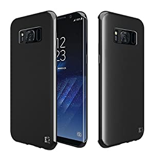 KingShark UltraSlim Transparent Hülle für Samsung Galaxy S8 Plus Silikon Schutzhülle Case Cover