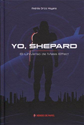 Los libros de Héroes de Papel – Yo, Shepard