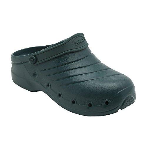 Scholl Worklight calzatura professionale, Colore: Bianco, Taglia: 41-42 PETROLIO