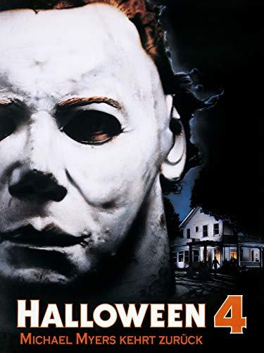 Halloween IV - Michael Myers kehrt zurück [Uncut]