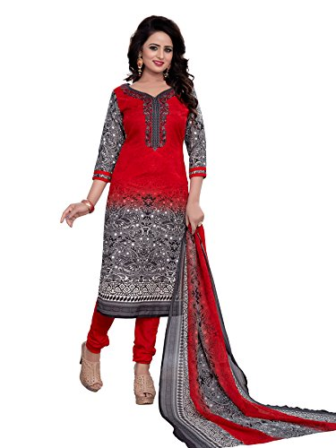 Straight Cotton Salwar Kameez for womens