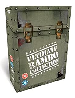 Rambo - The Complete Collection (1-4 Box Set) [DVD] (B001NDTAL8) | Amazon price tracker / tracking, Amazon price history charts, Amazon price watches, Amazon price drop alerts