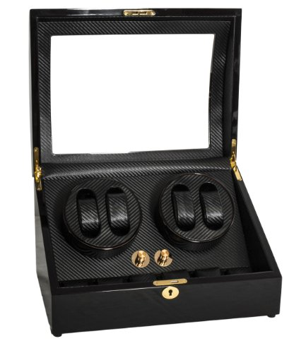 continuum-ww8078m-remontoir-montre-pour-4-6-montres-exterieur-bois-noir-et-acrylique-interieur-velou