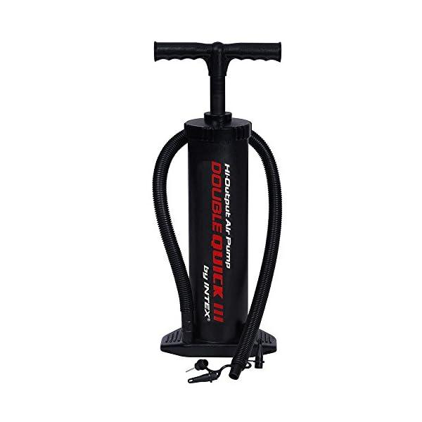 Intex Double QuickHigh OutputHand Air Pump 29 cm