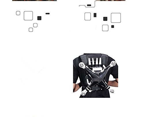 Preisvergleich Produktbild Junsi Shoulder Strap Belt Backpack Rucksack for DJI Phantom 1 2 3 Vision Inspire Controller
