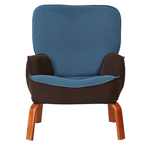 Klappliege Couch Stuhl Sofa Lazy Bed Verstellbarer Gaming Stuhl Lazy Sofa Recliner Bett für Home Office Recliner Couch Sessel Sleeper Freizeit Recliner für Wohnzimmer (Color : B) - Sofa Couch Sleeper