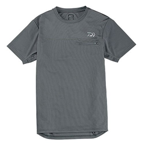 Daiwa Short Sleeve T-Shirt UV BLK-XL -