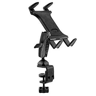 Arkon Tablet Clamp Mount for Tripods Carts Tables Desks for iPad Air 2 iPad 4 3 2 iPad Pro Galaxy Note Pro
