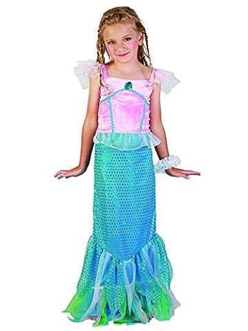 Kind Mystical Kostüm Kleine Meerjungfrau Buchwoche Kostüm Party Kids Mädchen Buchse