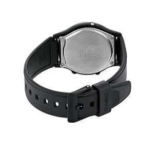 Casio Orologio analogico-Digitale al Quarzo Uomo con Cinturino in Resina AW-49HE-2AVEF