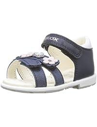 Geox B Verred C, Sandales bébé Fille
