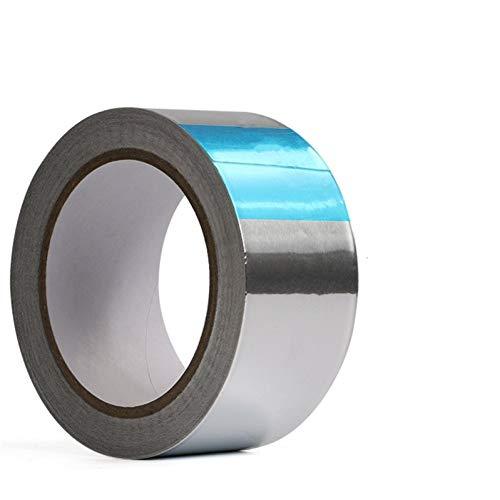 JIAODAI Cinta Cinta papel aluminio 15 metros Sellado