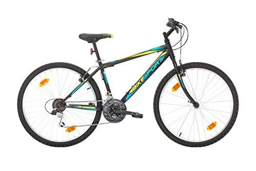 Bikesport Herren Fahrrad Mountainbike Hardtail ACTIVE 26 Zoll