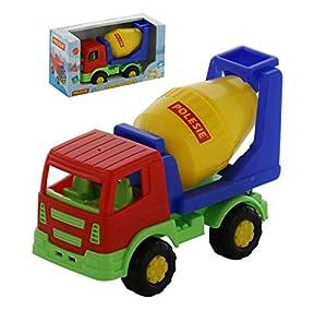 Polesie 68354 Tema - Caja para Camiones de hormigón