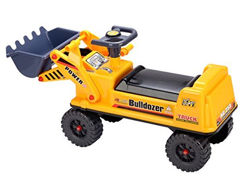 deao-childrens-ride-on-excavator-digger-kids-farm-outdoor-toy-ride-on-tractor-digger